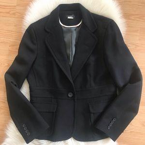 J.Crew black blazer